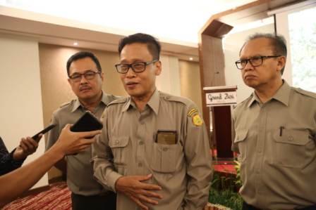 Dedi Nursyamsi, Kepala BPPSDMP, Kementerian Pertanian.
