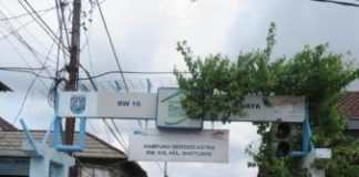 Kampung Berseri Astra di Depok, Jawa Barat