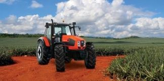Traktor andal