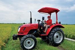 Traktor gatra