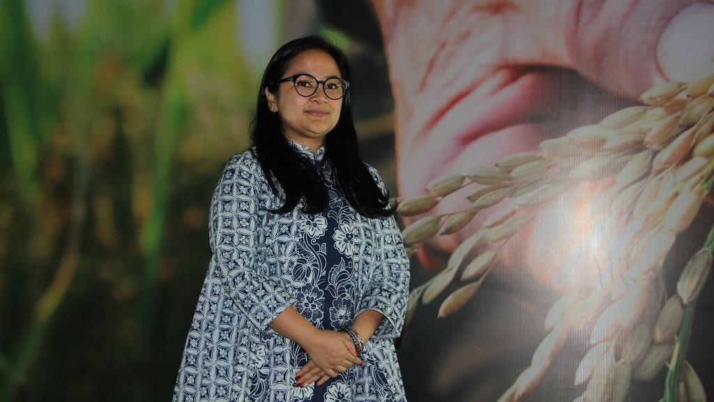 Farra Siregar, ASEAN Managing Director Corteva Agriscience.