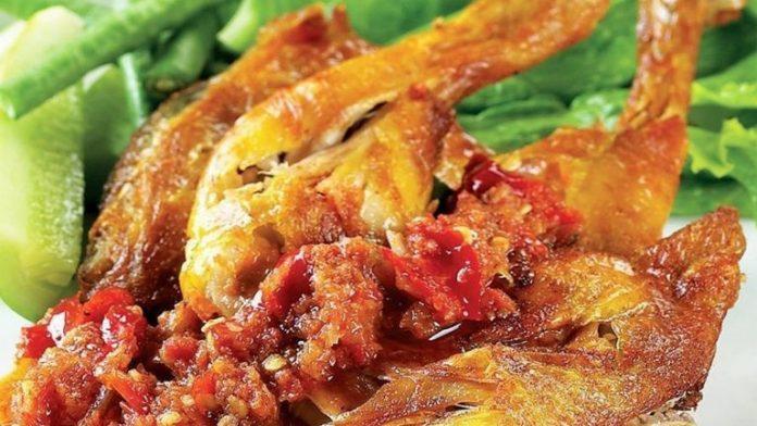 masakan ayam broiler.