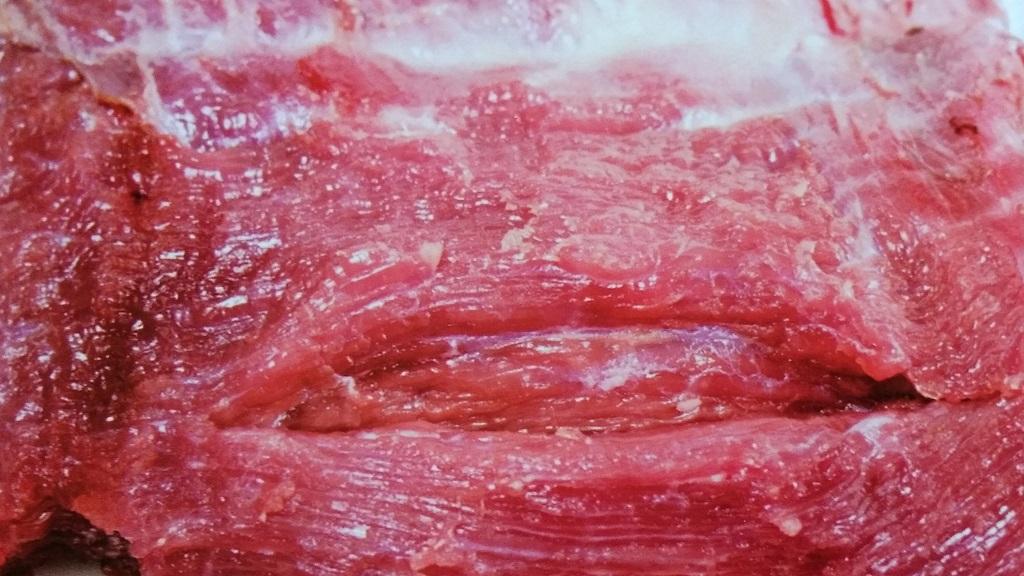 Daging sapi tergolong daging merah.
