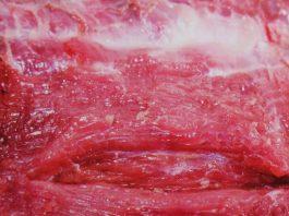Membedakan daging sapi dan daging babi.