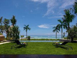 The Ritz-Carlton Bali.