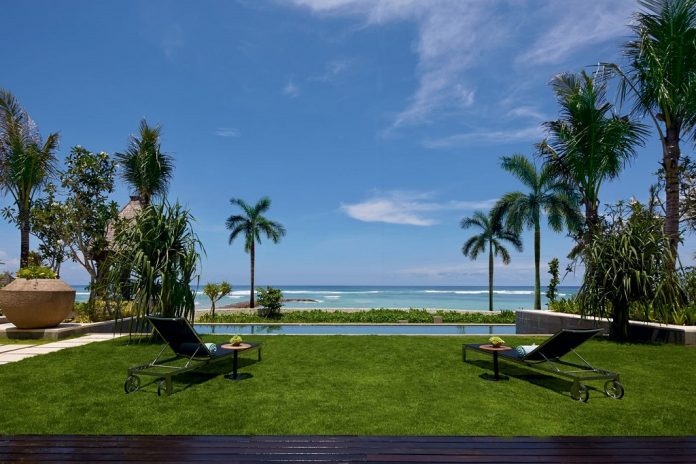 The Ritz-Carlton Bali.