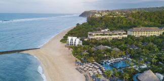 The Ritz-Carlton, Bali, dinobatkan sebagai hotel top keempat di dunia dalam penghargaan World's Best Awards ke-25.