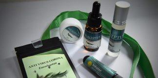 Eucalyptol dapat membunuh 80-100% virus Corona.