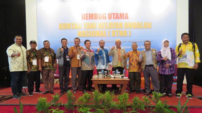 Kelompok KTNA merupakan organisasi independen yang berorientasi pada pangawalan kegiatan sosial ekonomi pertanian.