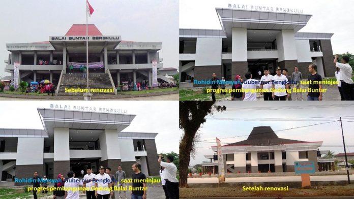 Ingin menyematkan pesan pentingnya kemakmuran rakyat di Provinsi Bengkulu.