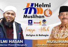 Helmi Hasan dan Muslihan Diding Sutrisno mempunyai program meningkatkan daya saing Bengkulu dari sisi pertanian.