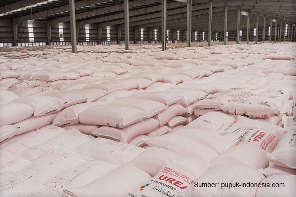 Program Agro Solution Pupuk Indonesia dapat mengurangi ketergantungan petani terhadap pupuk bersubsidi.