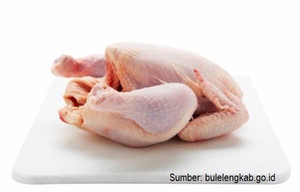 Asam amino daging ayam dapat berfungsi memperbaiki sel-sel tubuh yang rusak.