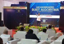 Pembangunan proyek Bukit Algoritma dilakukan tiga tahap, selama 11 tahun, sampai tahun 2032.