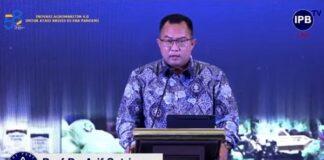 Masa depan Indonesia ada pada bioekonomi yang berbasis inovasi.