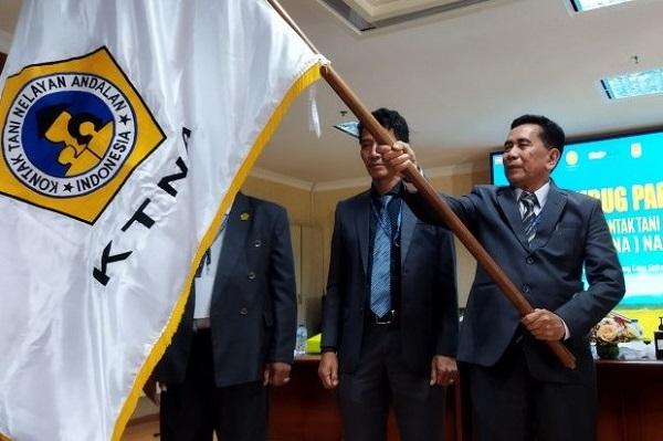 Kelompok KTNA merupakan partner Kementerian Pertanian.