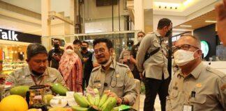 Pasar Tani Goes to Mall membuka peluang ekspor hortikultura.